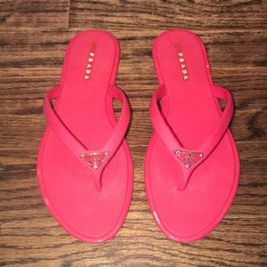Womens Prada Sandals